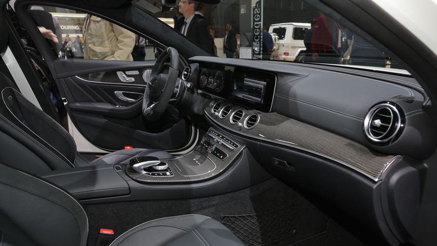2018 Mercedes-AMG E63 S Wagon