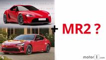 Toyota Supra & GT86 & MR2