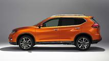 2017 Nissan X-Trail facelift