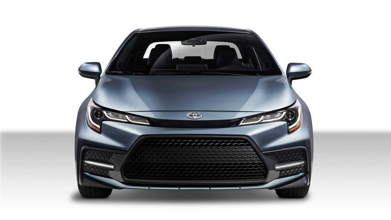 Toyota Toyota Corolla Front