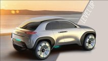 Mercedes-Benz and Smart Small SUV Render