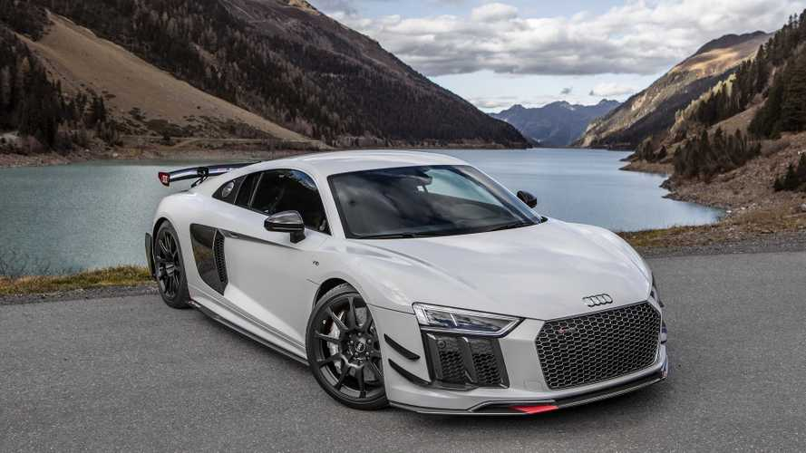 VIDÉO - L'Audi R8 V10 Plus Sport Performance use de son charme
