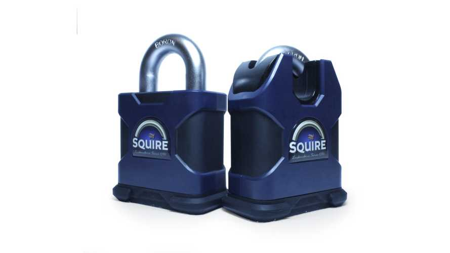 Squire Super Sizes Its Padlocks With The SS100