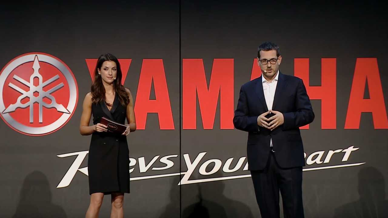 2019 Yamaha lineup launch at EICMA