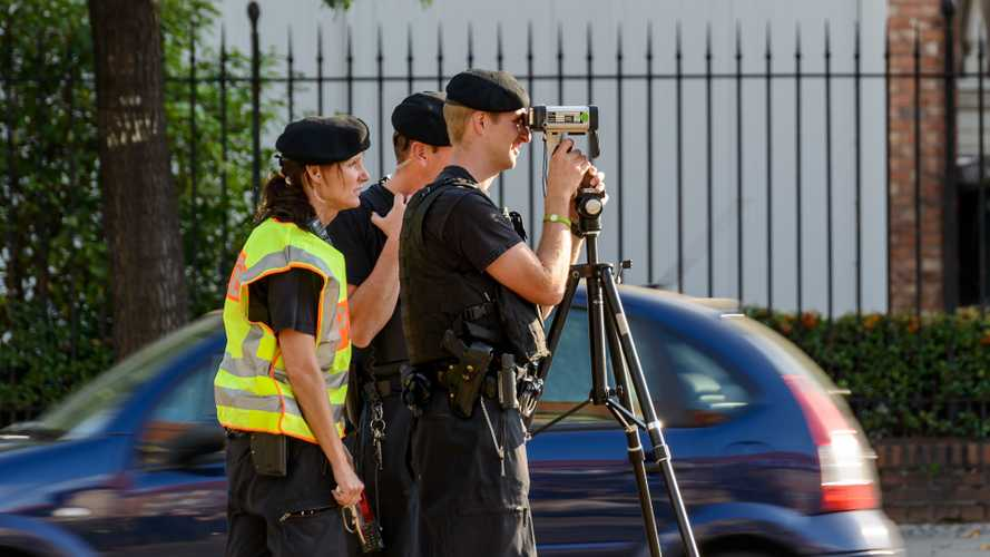 Szerdán egész nap a gyorshajtókat veszi célba a rendőrség