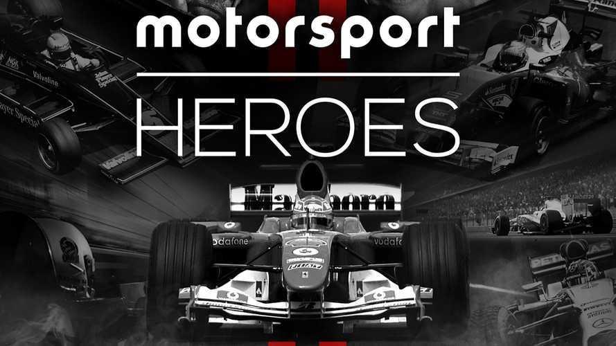 Motorsport Heroes - Cinq histoires synonymes de combativité