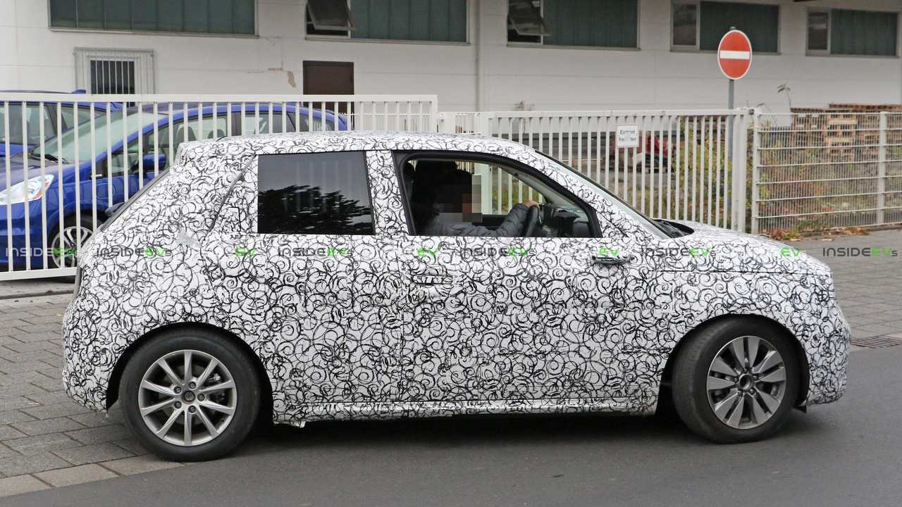 2020 Honda Urban EV spy photo