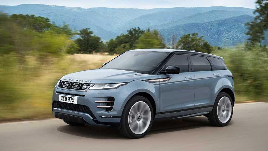 Range Rover Evoque (2019): Nun sind auch die Preise bekannt