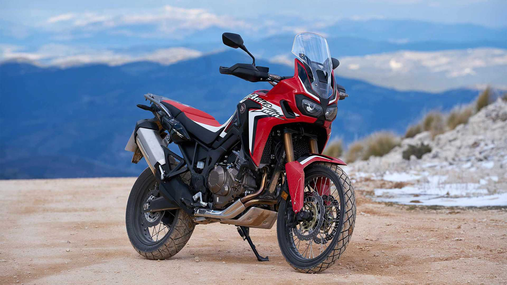 Honda Africa Twin News And Reviews Rideapartcom