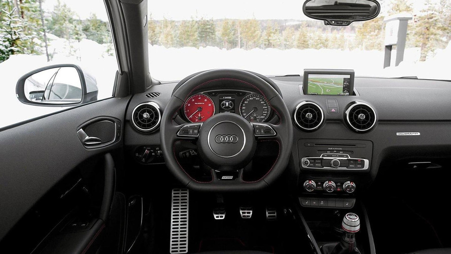 XCAR drives the Audi A1 quattro [video]
