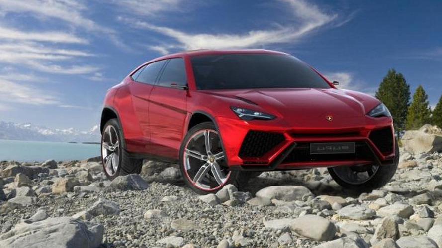Italian government offering incentives to Lamborghini to produce Urus at home