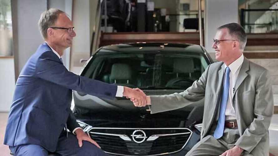 Opel e PSA, l'unione è operativa
