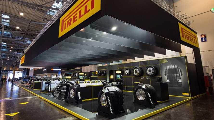 Pirelli rinnova la Serie:01