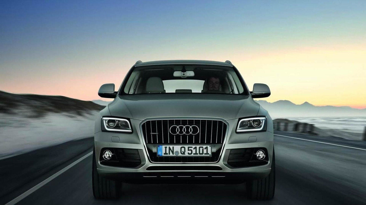 2013 Audi Q5 Facelift Officially Revealed Videos