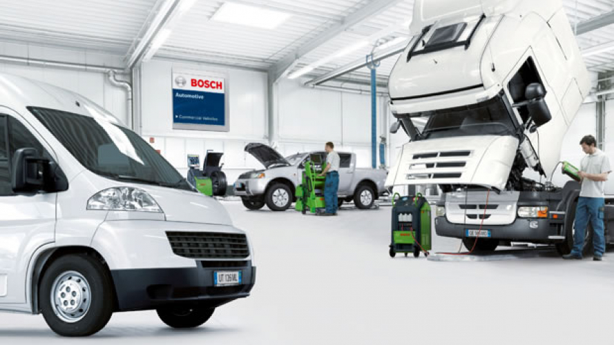 Modulo Bosch Commercial Vehicles