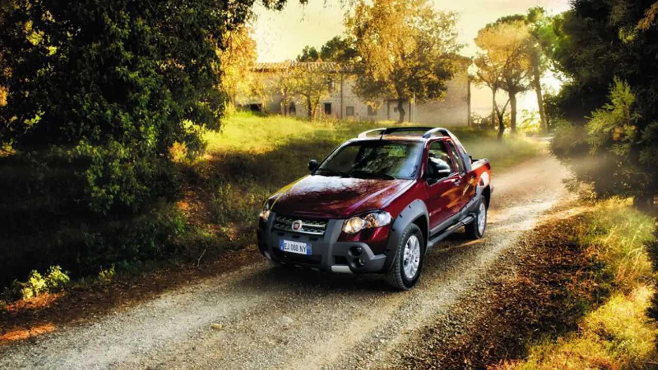 Nuovo Fiat Strada by Lumberjack