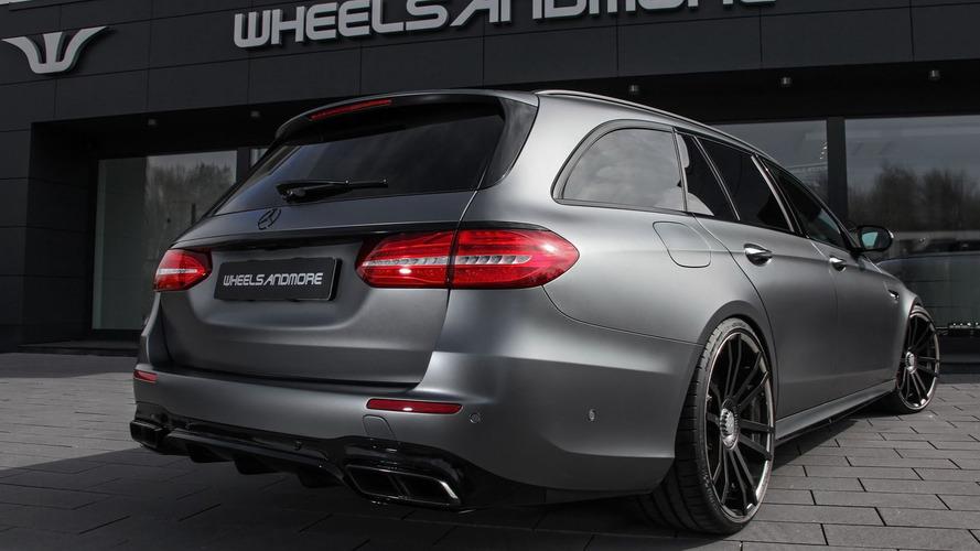 Mercedes-AMG E 63 S Estate WAM