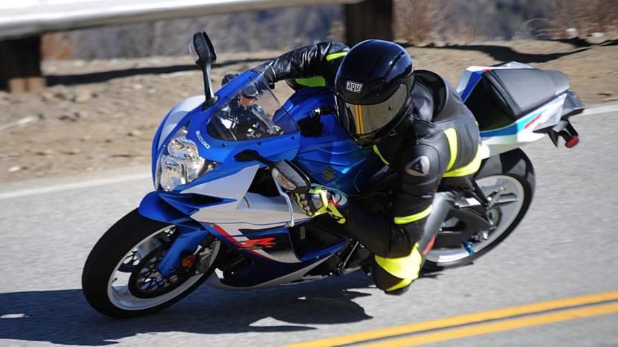 2014 Suzuki GSX-R600 Review