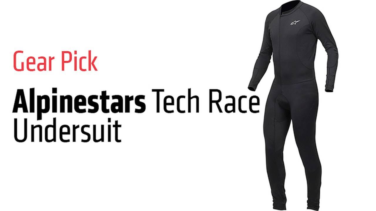 Gear Pick: Alpinestars Tech Race Undersuit