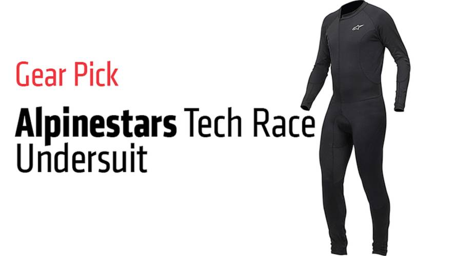 Gear Pick: Alpinestars Tech Race Undersuit