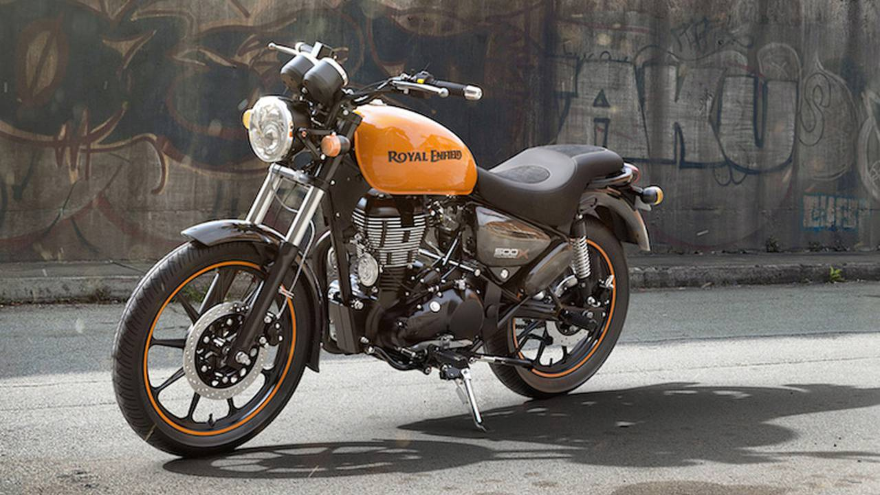 Royal Enfield Releases New Thunderbird X 350 and 500