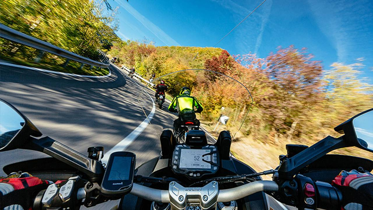 Ducati Offers the Ride of a Lifetime in Sunny Italy