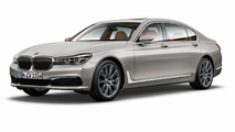BMW 7 Series Individual Cashmere Silver