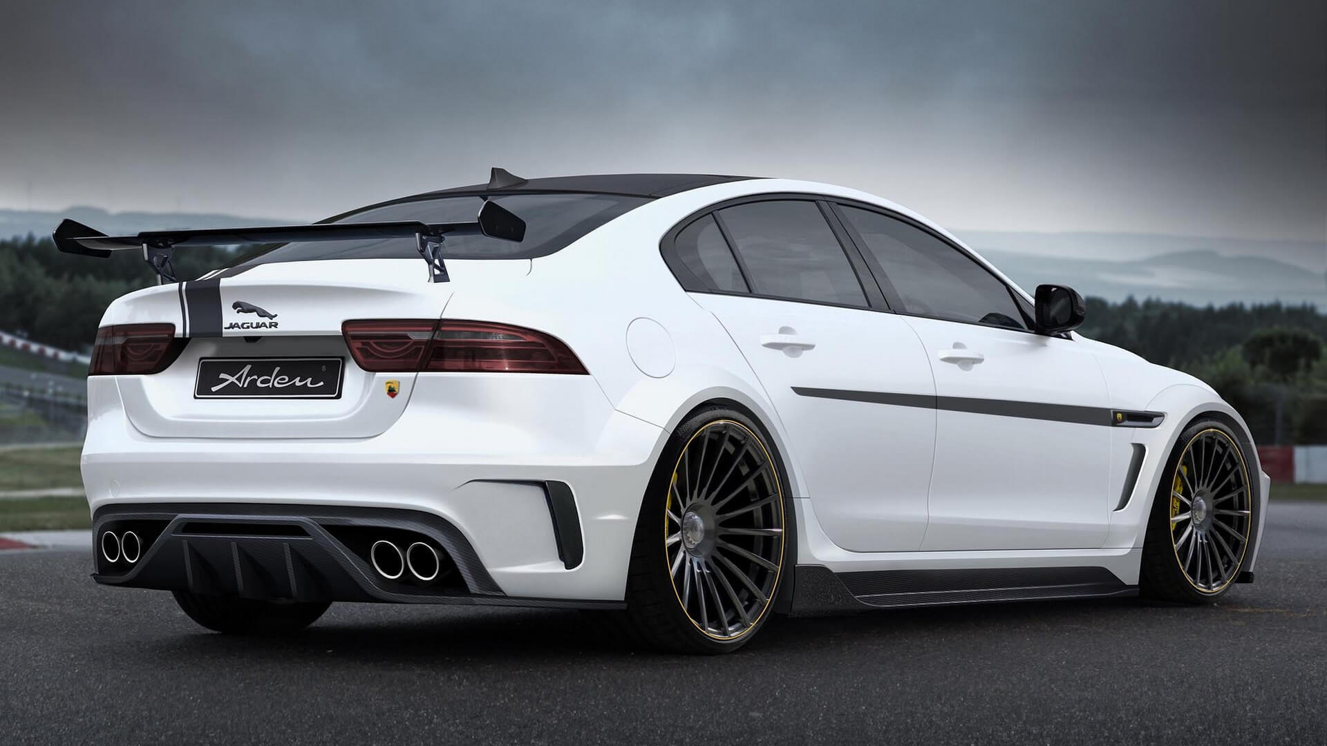 463-HP Jaguar XE By Arden Is The Closest Thing To An XE SVR