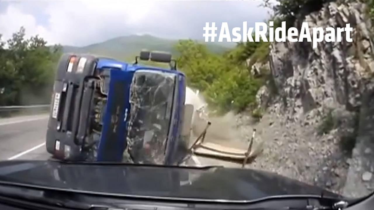 Ask RideApart: Best Motorcycle Dash Cams