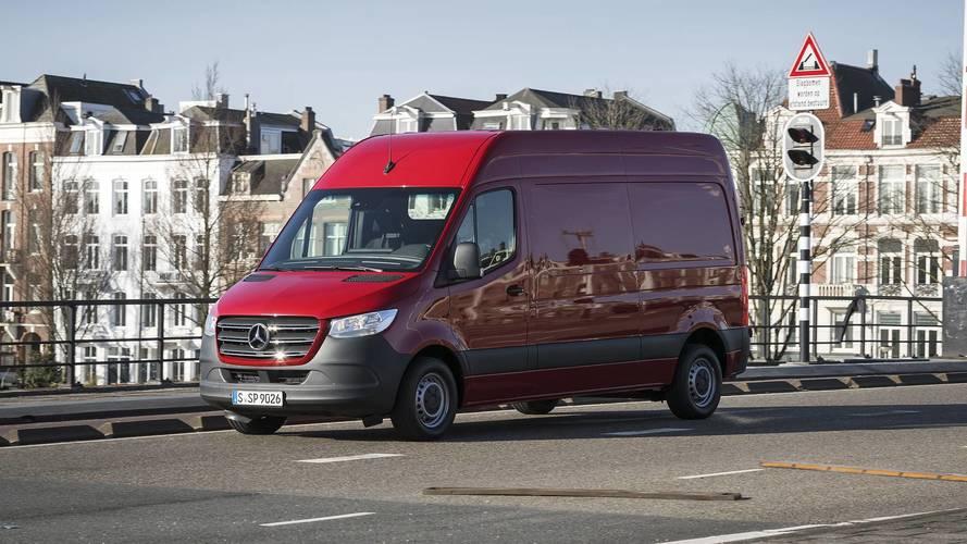 Mercedes-Benz Sprinter'a yeni dizel motor geldi