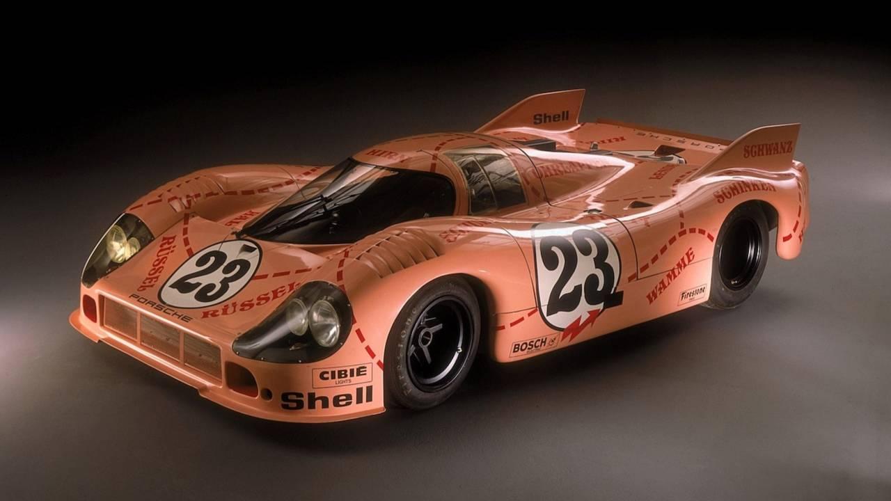 Porsche 917/20 1971 - Pink Pig