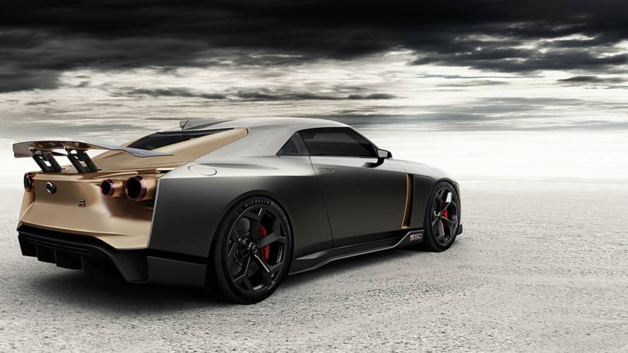 Nissan GTR-50 by Italdesign