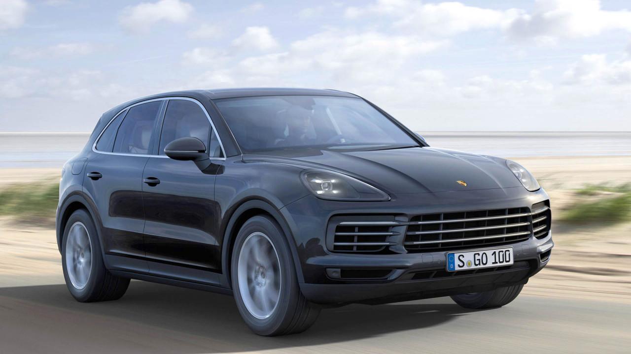 2 SUV: Porsche y...