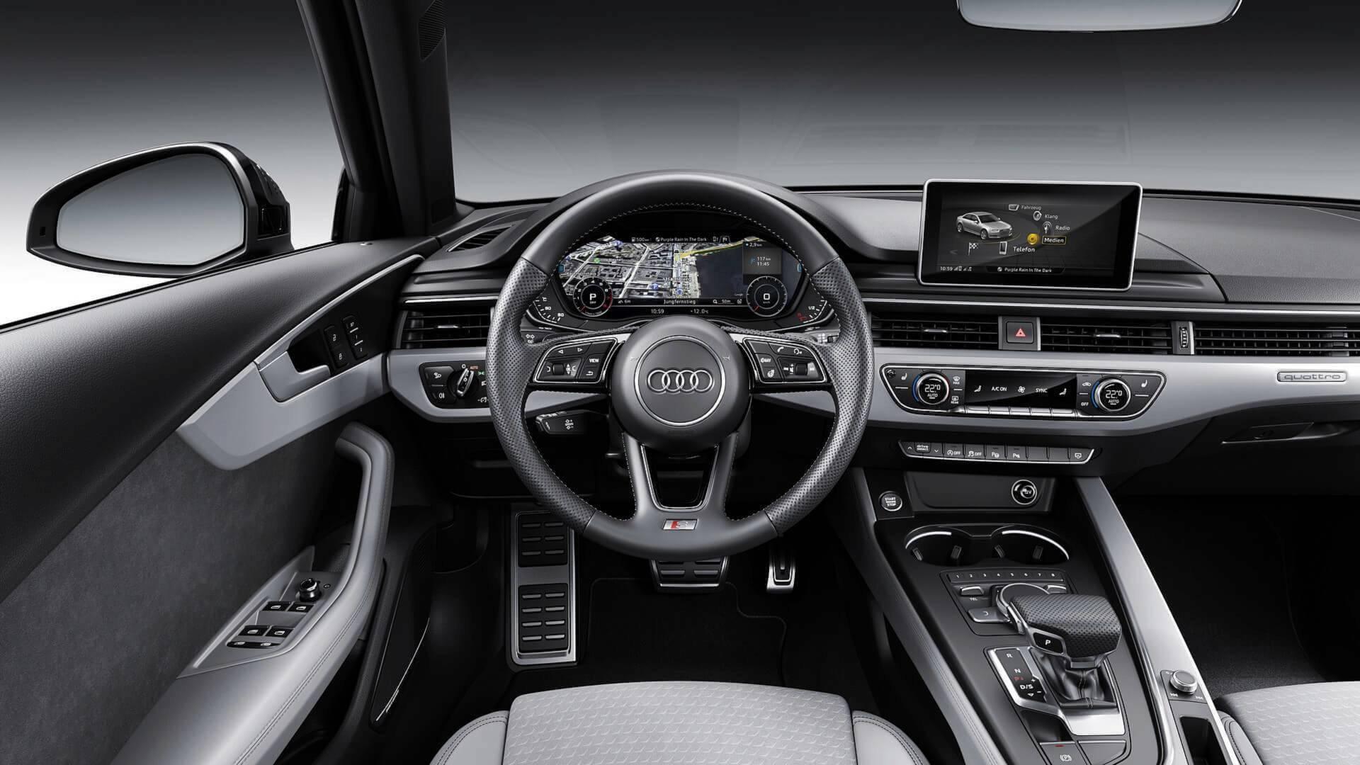 Yeni Audi A4 A8 Teknolojileriyle 2019 Da Geliyor