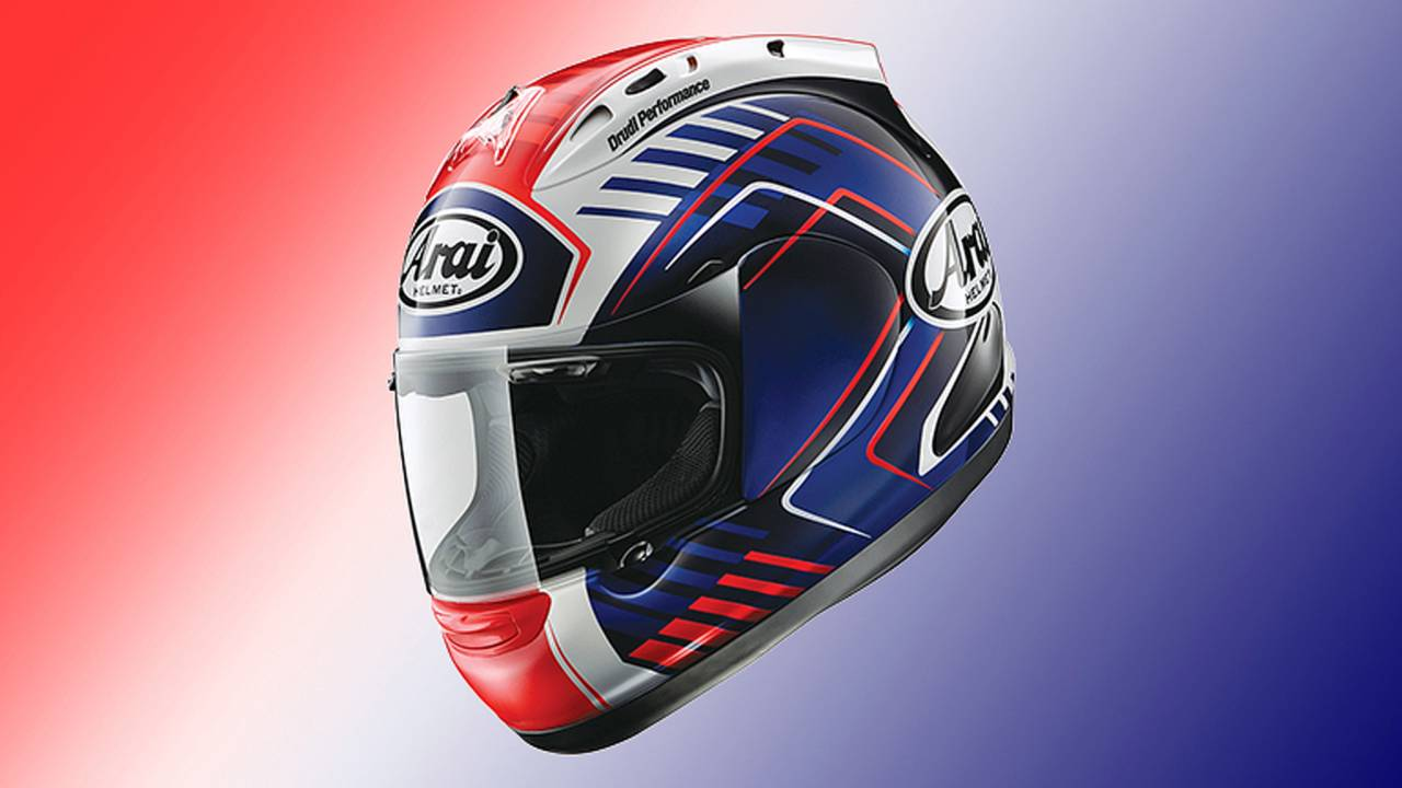 Arai Corsair-V Jonathan Rea 3 Helmet - Review