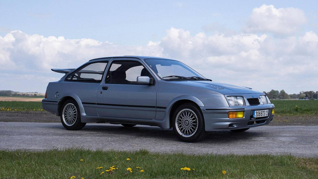 Ford Sierra RS Cosworth 86-88