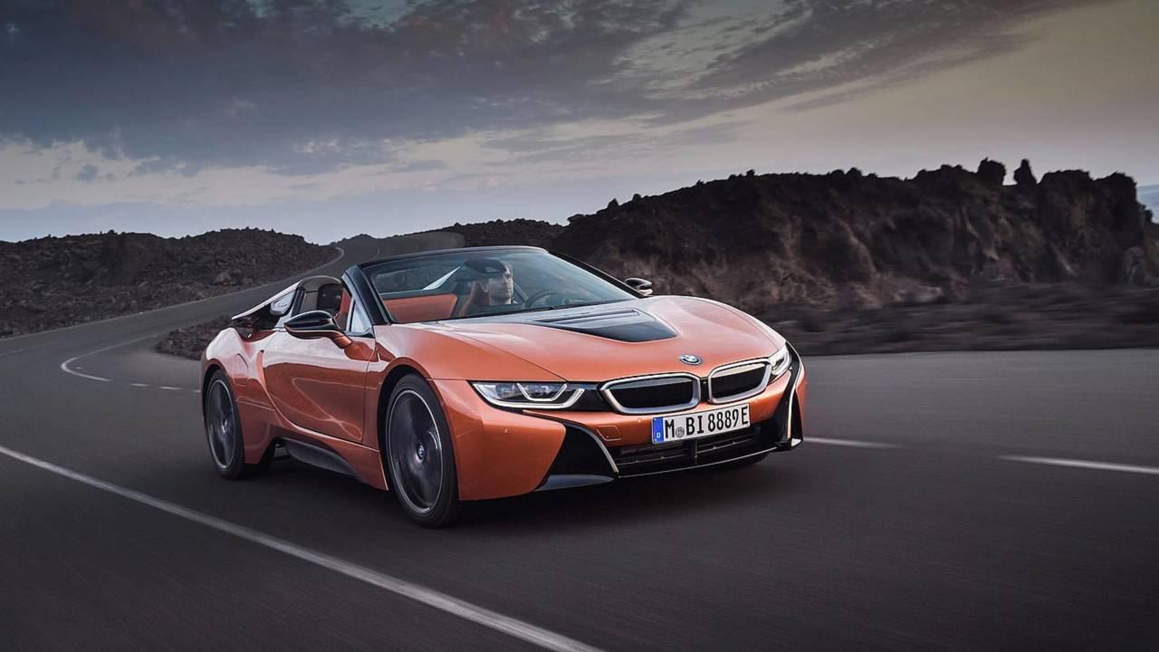 13.- BMW i8 Coupé / Roadster