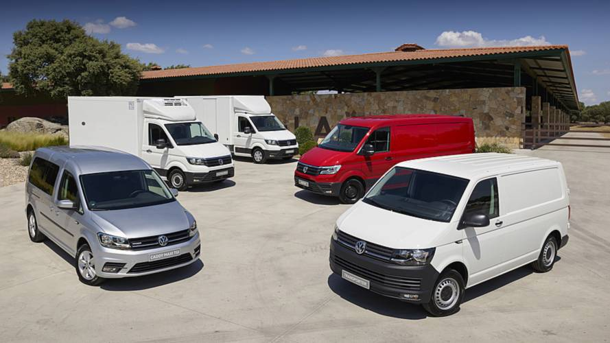 Novedades de Volkswagen Vehículos Comerciales para 2018