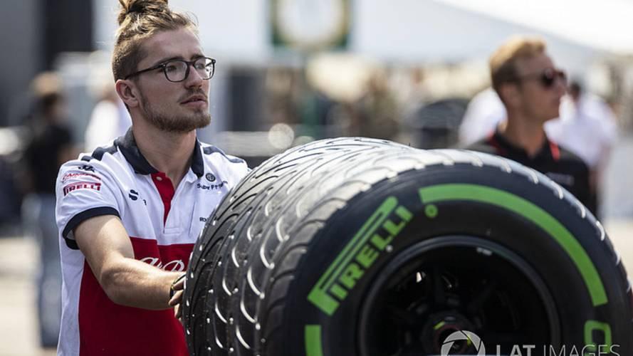 F1 2021: con llantas de 18 pulgadas en 2021 y eliminará las mantas térmicas