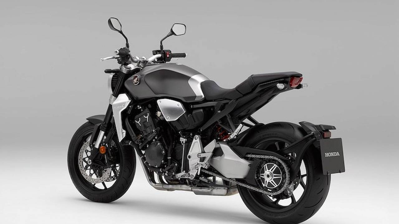 Honda S Neo Sports Cafe Revealed As Cb1000r