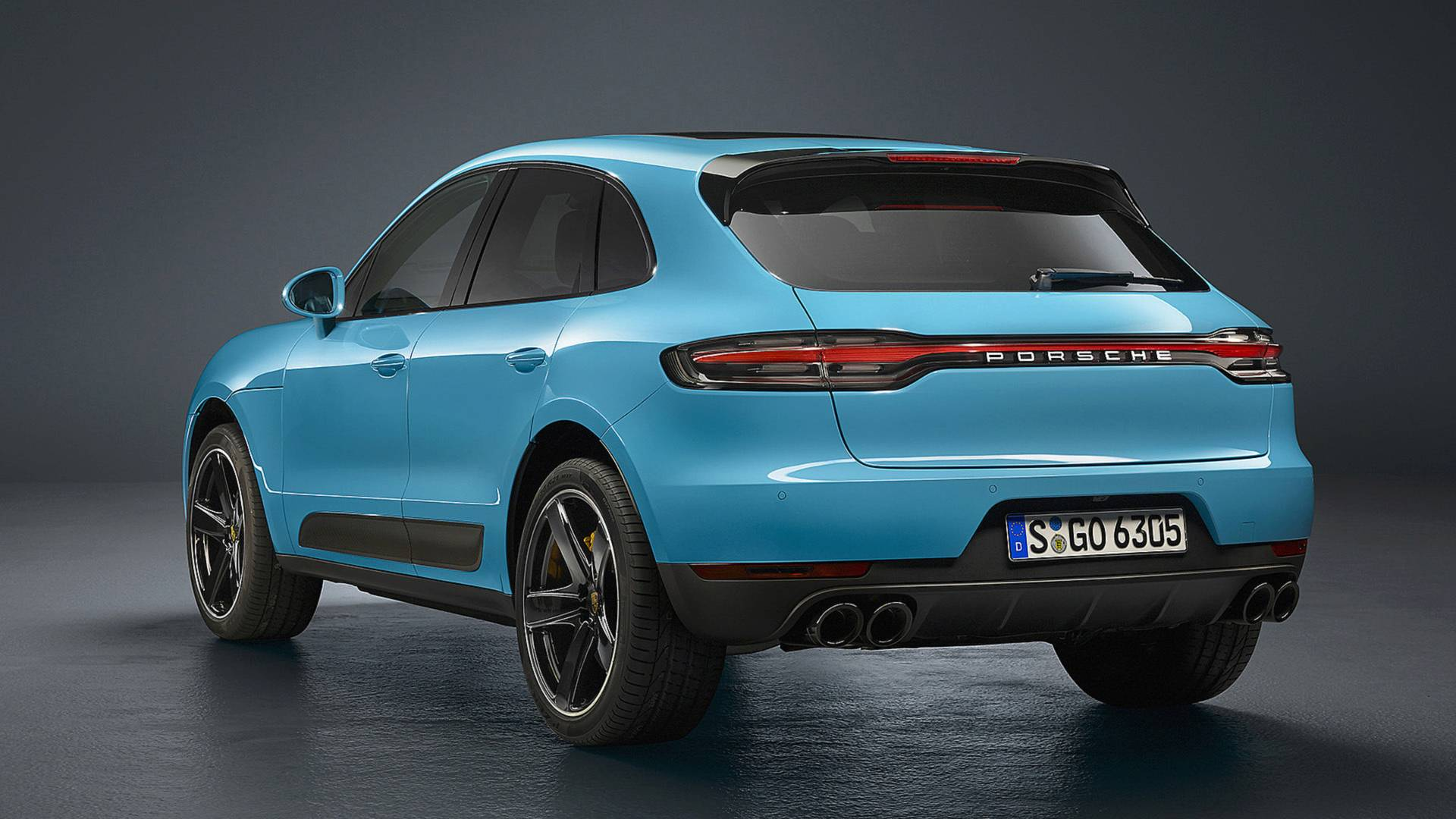 Porsche Macan See The Changes Side,By,Side