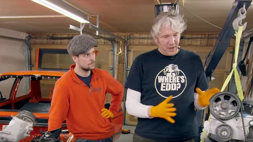 Edd China Teases His New Show And It Looks Promising