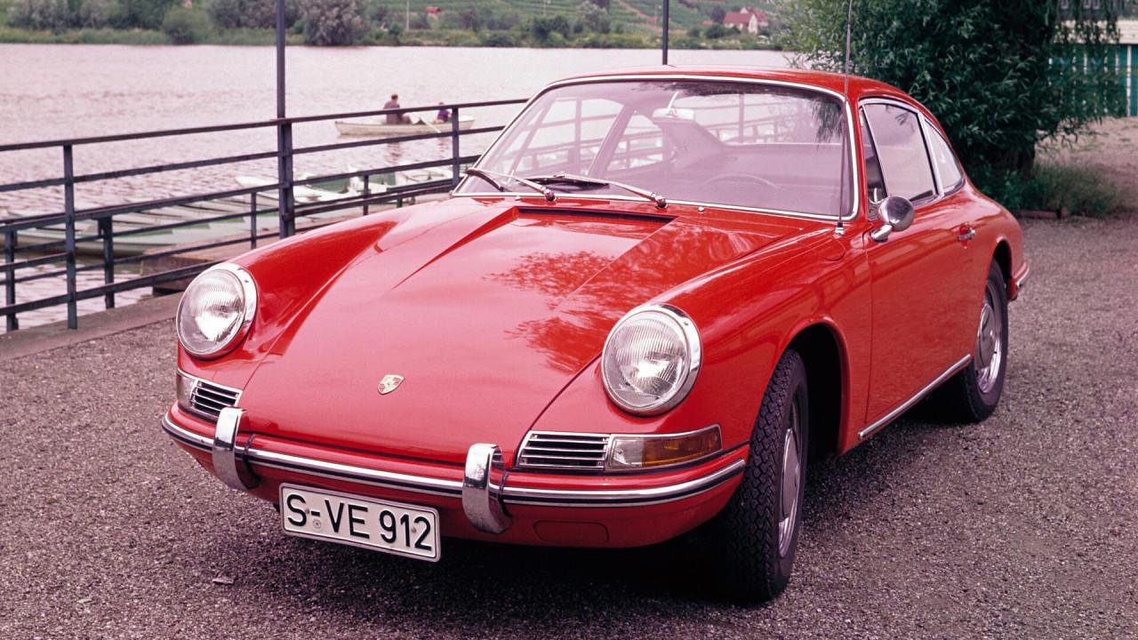 Porsche 912 (1965 bis 1969)