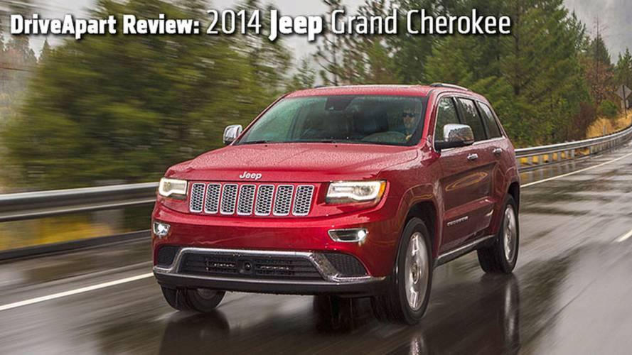 First Drive: 2014 Jeep Grand Cherokee