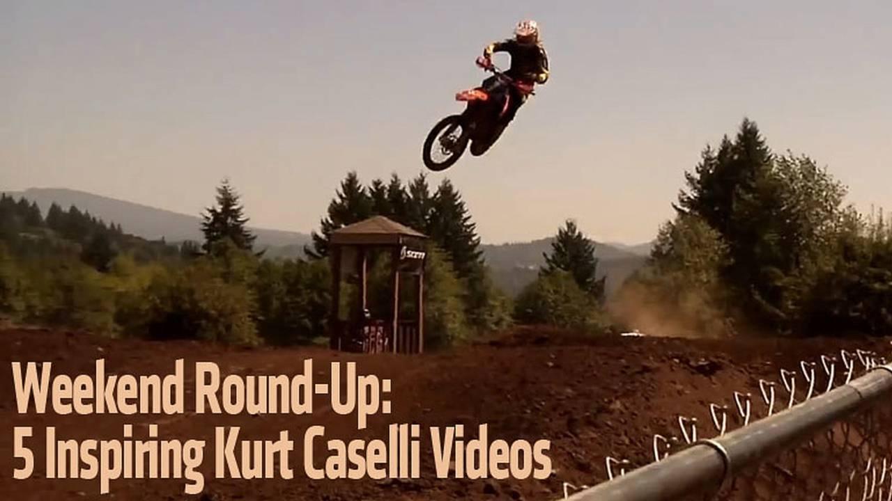 Weekend Round-Up: 5 Inspiring Kurt Caselli Videos