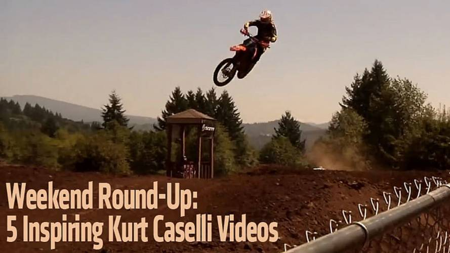 Weekend Round-Up: 5 Inspiring Kurt Caselli Videos