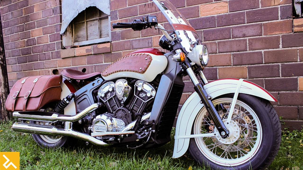 Indian Rolls in to New York Show