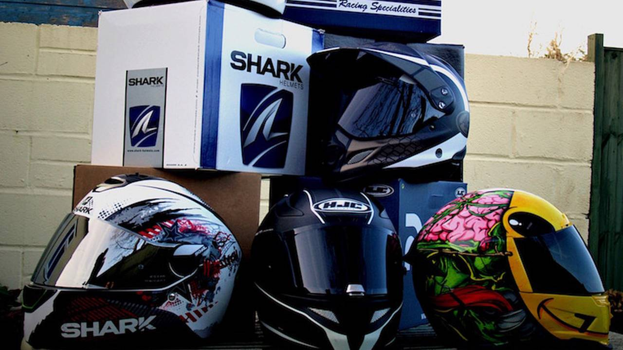 Five Great Helmets for 2017 –Gear Review