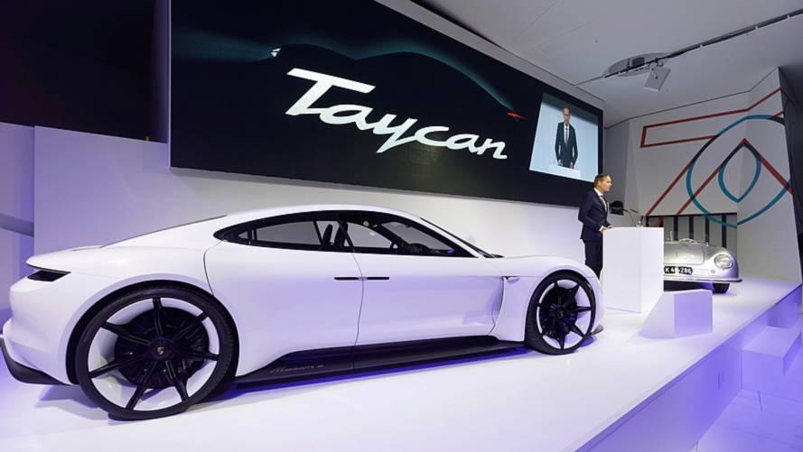 Tipikus Porsche-élményt nyújt majd az elektromos Taycan vezetése