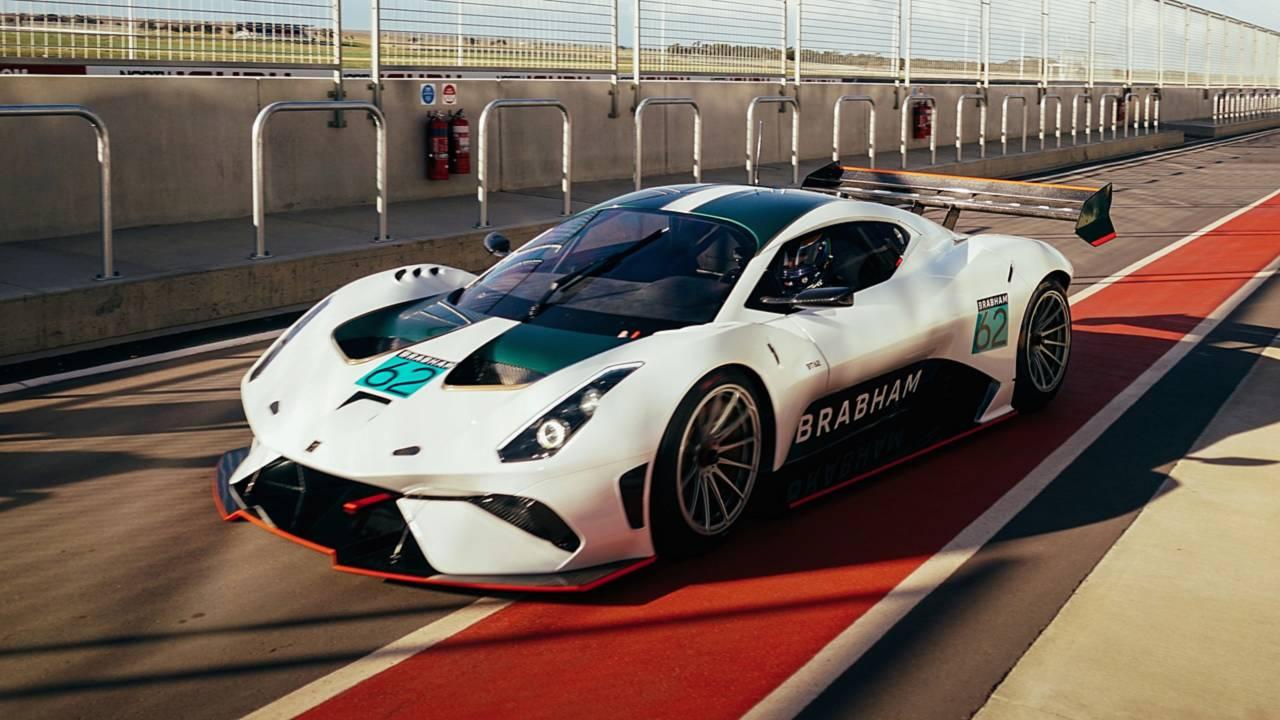 Brabham Celebration And Signature Series
